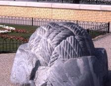 1992-turks-head-knot-granite-kneiss-125cm-high