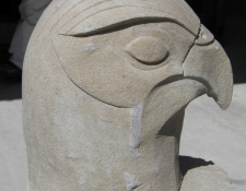 west-dean-bird-sculpture